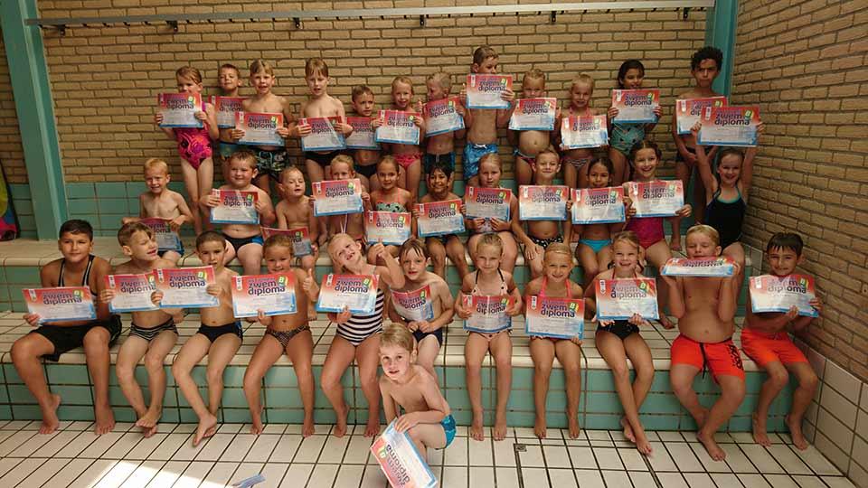 Diplomazwemmen 18 21 Juli Bad Hesselingen