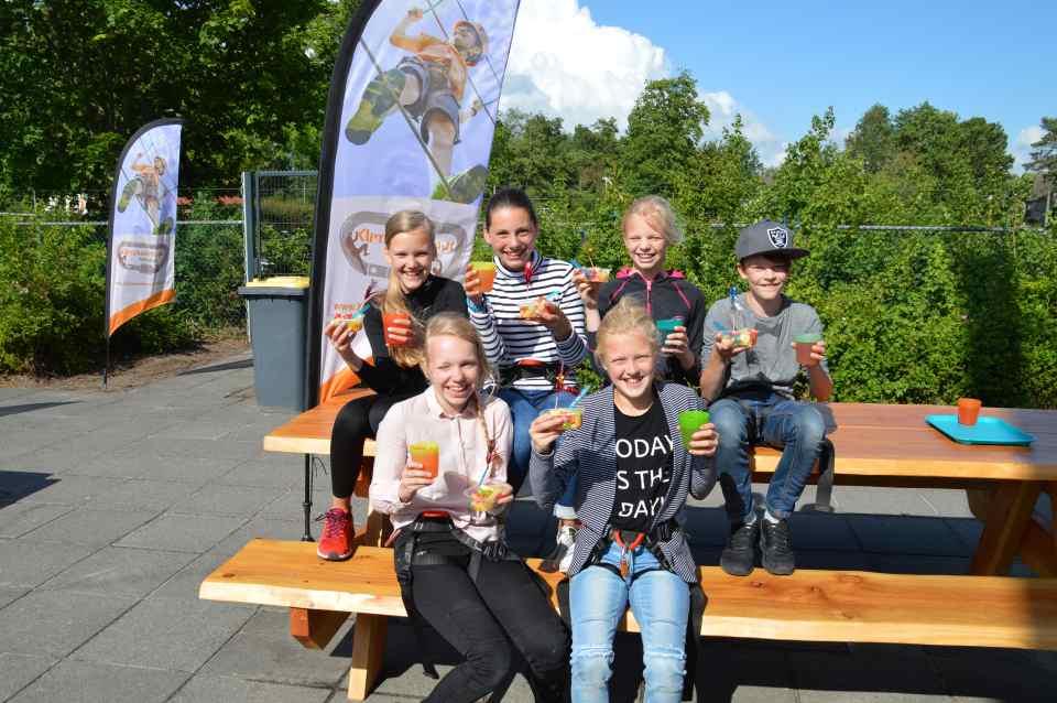 KlimAvontuur Kinderfeestje Fruitvariatie 064