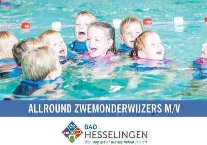 vacature-zwemonderwijzers-online_Bad-Hesselingen-Meppel_
